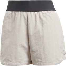 Abbigliamento Donna Shorts / Bermuda adidas Performance Short ID white