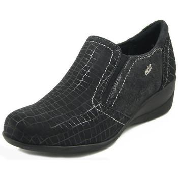 Scarpe Donna Sneakers basse Adriana Del Nista Scarpa accollata nero