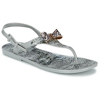 Scarpe Donna Sandali Colors of California SNAKE SANDAL Grigio