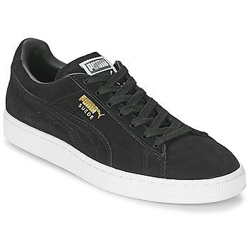 Scarpe Sneakers basse Puma SUEDE CLASSIC Nero