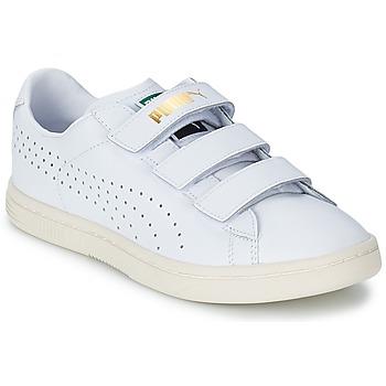 Scarpe Uomo Sneakers basse Puma COURT STAR VELCRO Bianco