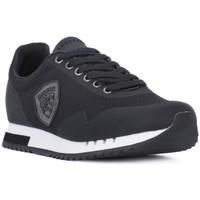 Scarpe Uomo Sneakers basse Blauer BLK DETROIT Nero