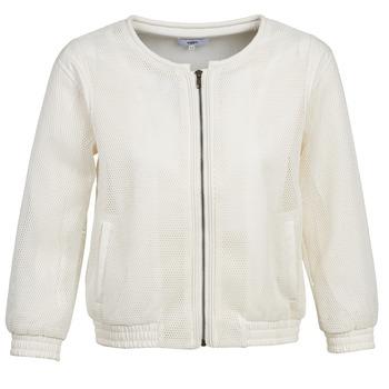 Abbigliamento Donna Giacche / Blazer Suncoo DANA Bianco