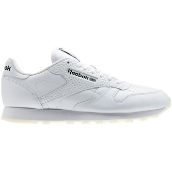 Scarpe Uomo Sneakers basse Reebok Sport CL Leather ID Bianco