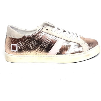 Scarpe Donna Sneakers Date D.A.T.E. SNEAKERS DONNA HILL LOW OFF ROAD COPPER RAME rame
