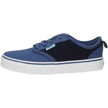 Scarpe Bambina Sneakers basse Vans VN-0 A38IXR7R NAVY