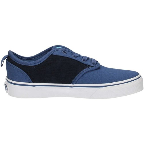 4000 Sneakers A38ixr7r Basse Vans Vn 0 Scarpe Bambino Navy A4L3R5j