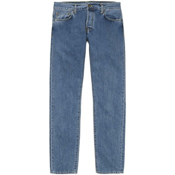 Abbigliamento Jeans Carhartt Buccaneer pant Blue stone washed
