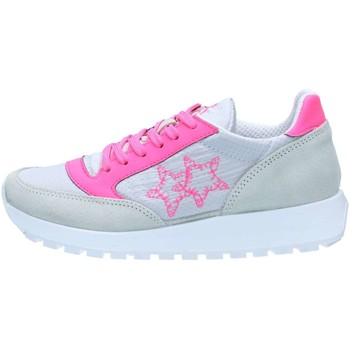 Scarpe Donna Sneakers basse 2 Stars 2S1961 Sneakers Donna Grigio / Ghiaccio / Fuxia Grigio / Ghiaccio / Fuxia