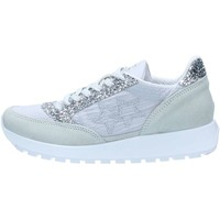 Scarpe Donna Sneakers basse 2 Stars 2S1966 Sneakers Donna Bianco / Argento glitter Bianco / Argento glitter