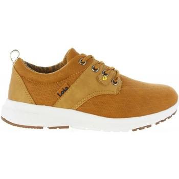 Scarpe Unisex bambino Sneakers basse Lois Jeans 83798 Marrón