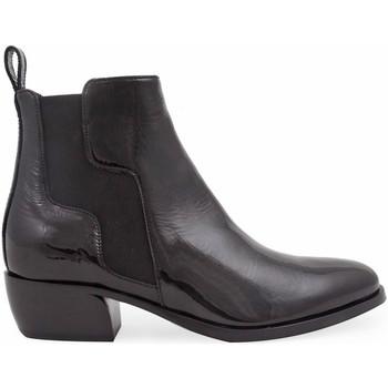Scarpe Donna Stivaletti Pierre Hardy Stivaletti alla caviglia  in vernice nero