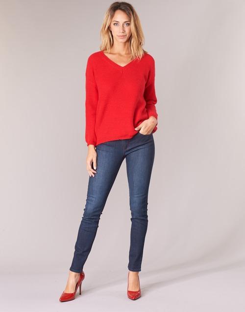 Abbigliamento Donna Jeans skynny Emporio Armani ISIWA Blu