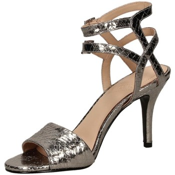 Scarpe Donna Sandali What For BIBA Argento