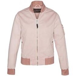 Abbigliamento Donna Giubbotti Schott Blouson BOMBER  JKT NORTH   Blush Rosa