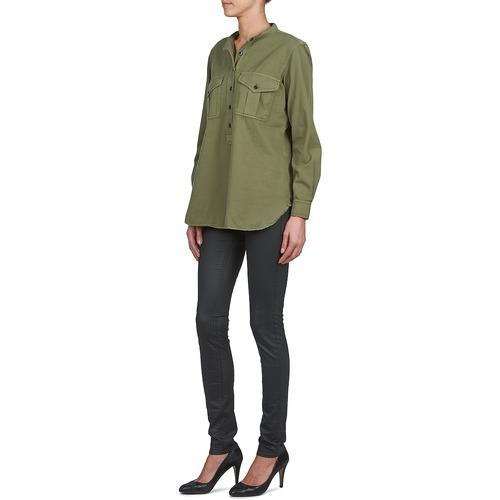 8750 Consegna Abbigliamento Joseph Gratuita Donna Camicette Kaki Pierce kiTPuOZX