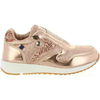 Scarpe Bambina Sneakers basse Lois Jeans 83828 Marrón
