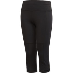 Abbigliamento Bambina Leggings adidas Performance Tight 3/4 Training Climachill Nero