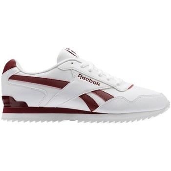 Scarpe Uomo Sneakers basse Reebok Sport Royal Glide Ripple Clip Bianco, Rosso