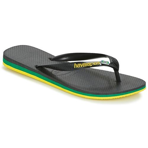 Infradito uomo Havaianas Brasil Layers Nero 7712471