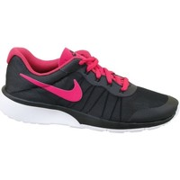 Scarpe Unisex bambino Sneakers basse Nike Tanjun Racer GS Nero