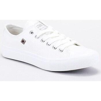 Scarpe Uomo Sneakers basse Big Star V174347 Bianco