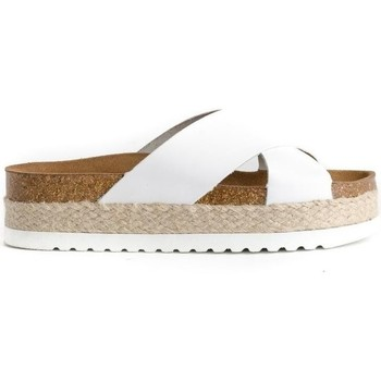 Scarpe Donna Ciabatte Colour Feet MACARELLA Bianco