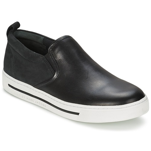 Marc by Marc Jacobs CUTE KIDS Nero  Scarpe Slip on Donna 118,80