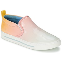 Scarpe Donna Slip on Marc by Marc Jacobs CUTE KICKS Multicolore