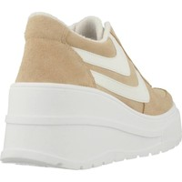Scarpe Donna Sneakers Go Sexy X Yellow FAMOUS Bianco sporco