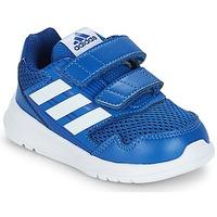 Scarpe Unisex bambino Sneakers basse adidas Performance ALTARUN CF I Blu
