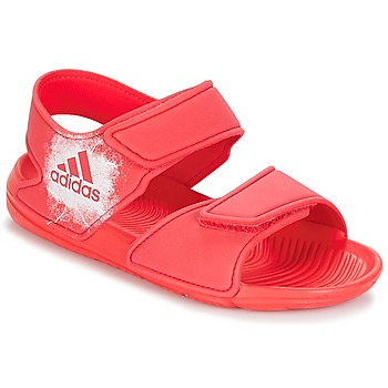 Scarpe Bambina Sandali adidas Originals ALTASWIM C Rosa