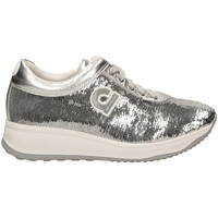 Scarpe Donna Sneakers basse Agile By Ruco Line GELSO STAR Argento