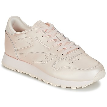 Scarpe Donna Sneakers basse Reebok Classic CLASSIC LEATHER Rosa