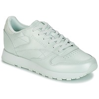 Scarpe Donna Sneakers basse Reebok Classic CLASSIC LEATHER Verde
