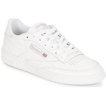 Scarpe Donna Sneakers basse Reebok Classic CLUB C 85 Bianco