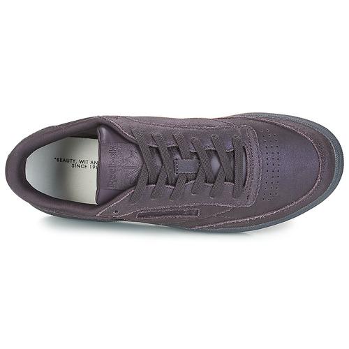Consegna Sneakers 85 Scarpe Classic 5000 Basse Club Reebok Donna C Viola Gratuita 3ARqj4L5