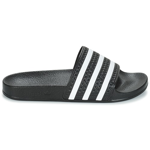 Adidas Adidas Adidas Originals ADILETTE Nero   Bianco  Scarpe ciabatte  39,95   Trasporto Veloce    A Basso Costo    Sig/Sig Ra Scarpa  e1a3de