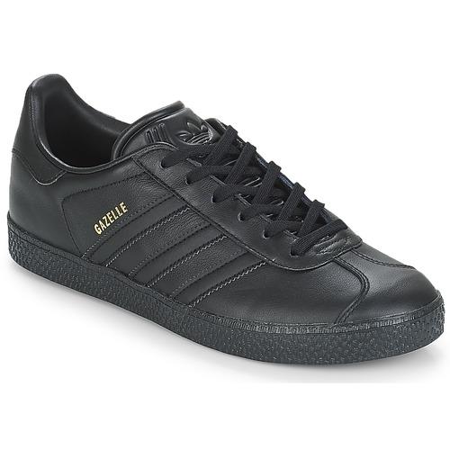 info for 21393 ba435 Scarpe Unisex bambino Sneakers basse adidas Originals GAZELLE J Nero