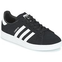 Scarpe Unisex bambino Sneakers basse adidas Originals CAMPUS C Nero