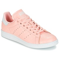Scarpe Donna Sneakers basse adidas Originals STAN SMITH W Rosa