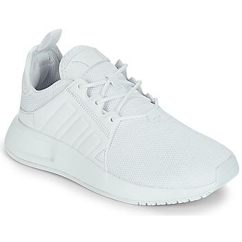 Scarpe Unisex bambino Sneakers basse adidas Originals X_PLR J Bianco