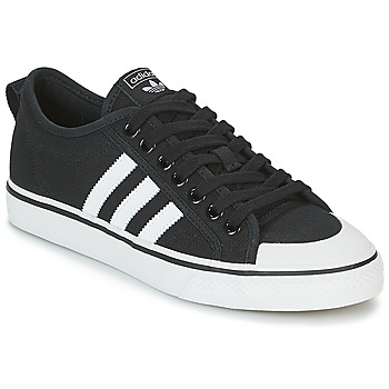 Scarpe Sneakers basse adidas Originals NIZZA Nero / Bianco
