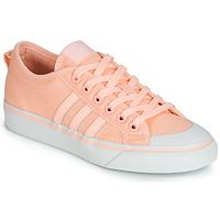 Scarpe Donna Sneakers basse adidas Originals NIZZA W Rosa