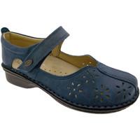 Scarpe Donna Ballerine Loren LOM2313bl blu