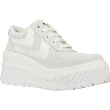 Scarpe Donna Sneakers Go Sexy X Yellow FAMOUS Bianco