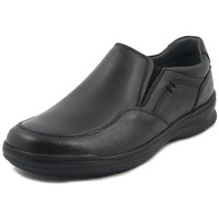 Scarpe Uomo Slip on Braking Mocassino nero