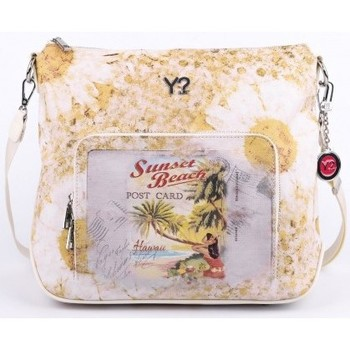 Borse Donna Tracolle Y Not? Borsa  Sunset Hawaii j 491 shopping media Altri