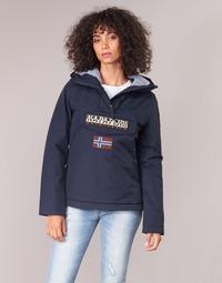 Abbigliamento Donna Parka Napapijri RAINFOREST WINTER Marine