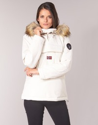 Abbigliamento Donna Parka Napapijri SKIDOO Bianco